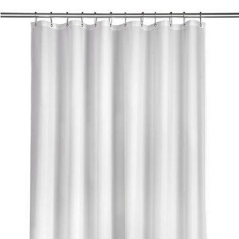 Croydex Professional Proseal Coated Washable Shower Curtain + Cling Resistant